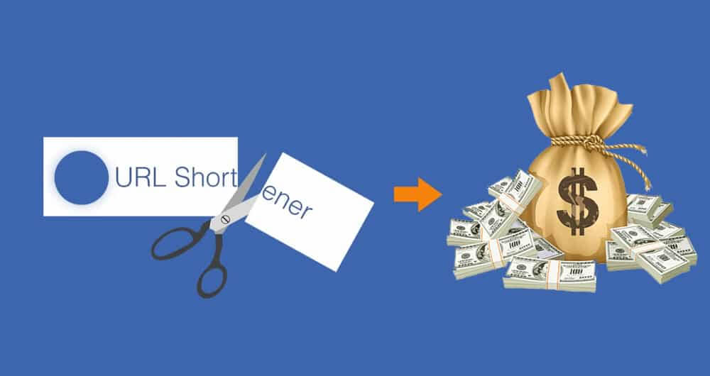 درآمد دلاری با سایت Shorte.st