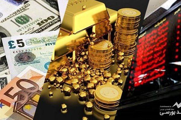 تاثیر افزایش قیمت دلار بر بورس – اثر نوسانات بازار ارز در بازار بورس ایران