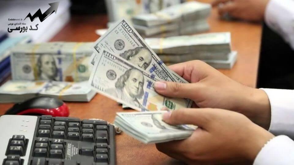 تاثیر افزایش قیمت دلار بر بورس