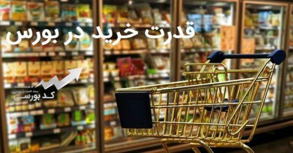 قدرت خرید در بورس چیست + فیلتر قدرت خریدار به فروشنده در بورس