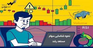 نحوه شناسایی سهام مستعد رشد