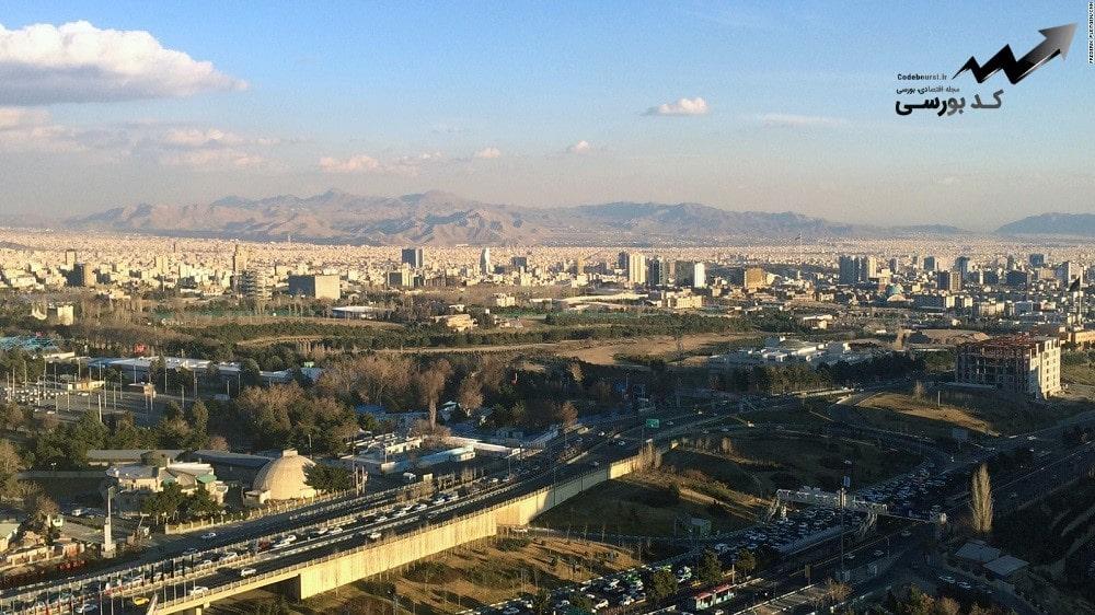 مناطق رو به رشد اطراف تهران