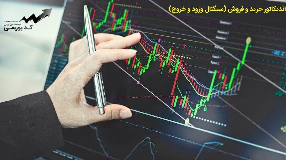 اندیکاتور سیگنال خرید و فروش بسیار قوی